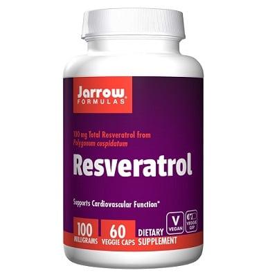 Best Resveratrol Supplements - Jarrow Formulas Resveratrol Review