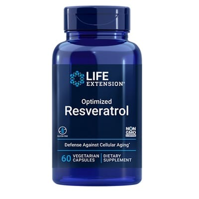Best Resveratrol Supplements - Life Extension Optimized Resveratrol Review