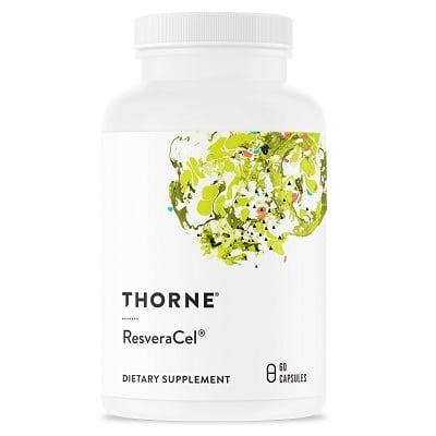 Best Resveratrol Supplements - Thorne ResveraCel Review