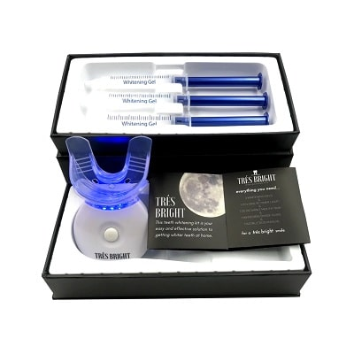 Best Teeth Whitening Kit - Trés Bright Teeth Whitening Kit Review