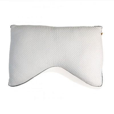 Best Cervical Pillows - Eli & Elm Cotton Side-Sleeper Pillow Review