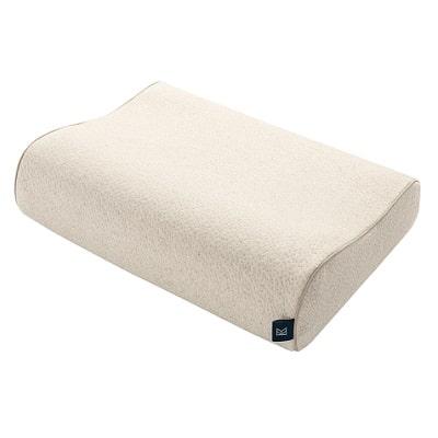 Best Cervical Pillows - Keetsa Tea Leaf Contour Pillow