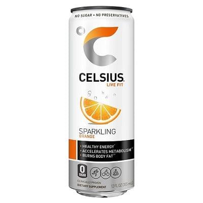 Best Energy Drink - Celsius Live Fit Originals Review