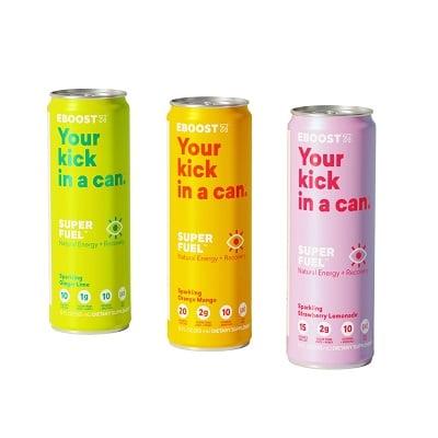 Best Energy Drink - Eboost Super Fuel Review