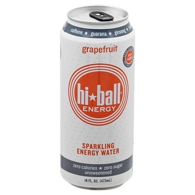 Best Energy Drink - Hiball Sparkling Energy Water Review