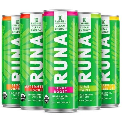 Best Energy Drink - Runa Clean Energy Review