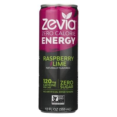 Best Energy Drink - Zevia Zero Calorie Energy Drink Review