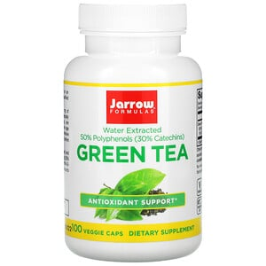Best Green Tea Extract - Jarrow Formulas Green Tea Extract Review