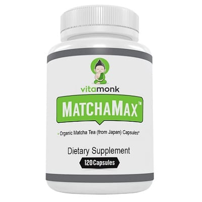 Best Green Tea Extract - VitaMonk MatchaMax Pure Organic Matcha Tea Capsules Review