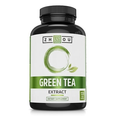 Best Green Tea Extract - Zhou Nutrition Green Tea Extract Review