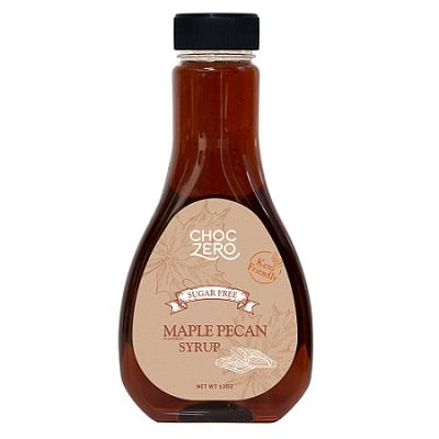Best Maple Syrup - ChockZero Keto Maple Syrup Review