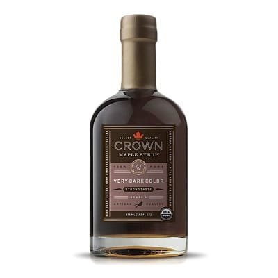 Best Maple Syrup - Crown Maple Very Dark Maple Syrup Review