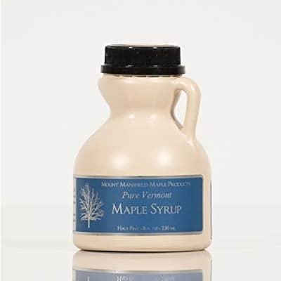Best Maple Syrup - Mount Mansfield Pure Vermont Maple Syrup Review