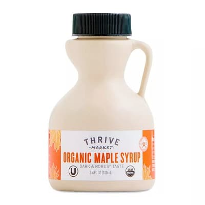Best Maple Syrup - Thrive Market Organic Maple Syrup Review