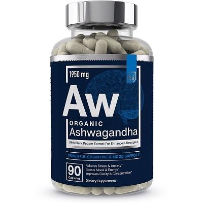 Best Ashwagandha Supplement - Essential Elements Organic Ashwagandha Review