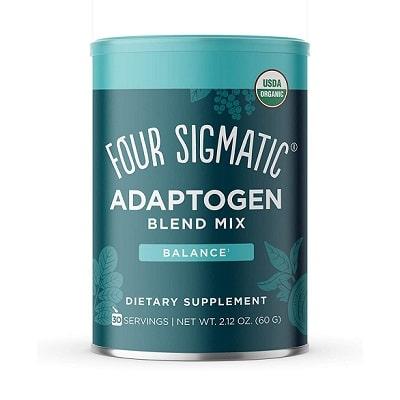Best Ashwagandha Supplement - Four Sigmatic Adaptogen Blend Review