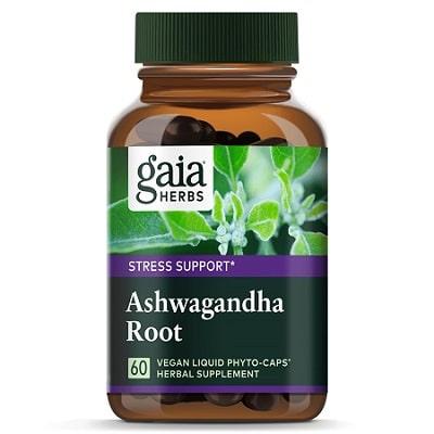 Best Ashwagandha Supplement - Gaia Herbs Ashwagandha Root Review