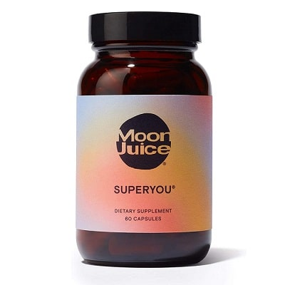 Best Ashwagandha Supplement - Moon Juice SuperYou Review