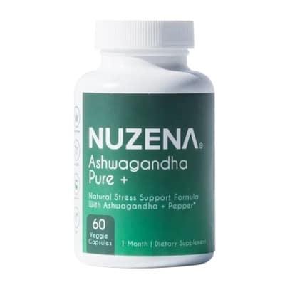 Best Ashwagandha Supplement - Nuzena Organic Ashwagandha + Review