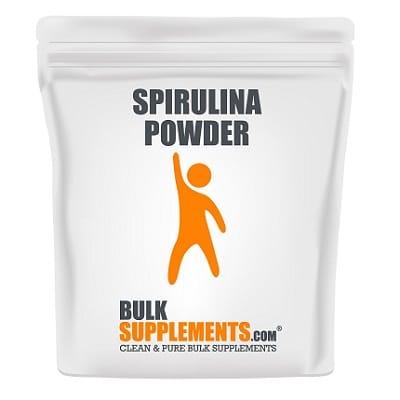 Best Spirulina Supplement - Bulk Supplements Spirulina Powder Review