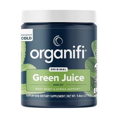Best Spirulina Supplement - Organifi Green Juice Review