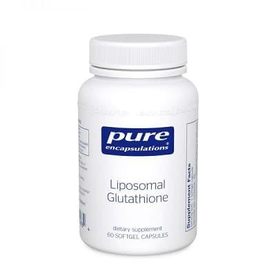 Best Glutathione Pills - Pure Encapsulation Liposomal Glutathione Capsules Review