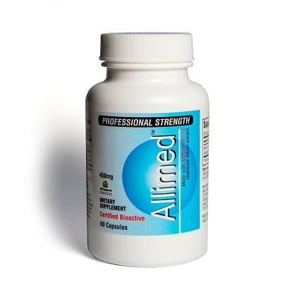 Best Garlic Supplement - Allimax Allimed Capsules Review