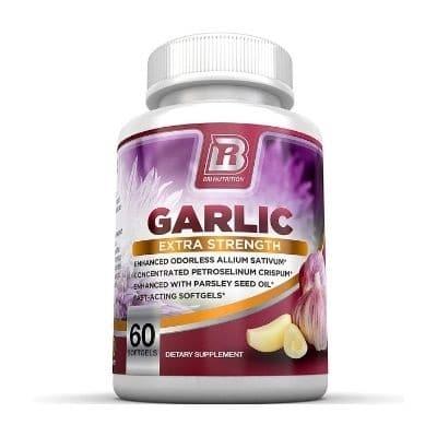 Best Garlic Supplement - BRI Nutrition Odorless Garlic Review