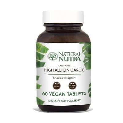 Best Garlic Supplement - Natural Nutra High Allicin Garlic Pills Review