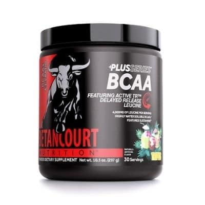 Best BCAA Supplement - Betancourt Nutrition BCAA Plus Series Review