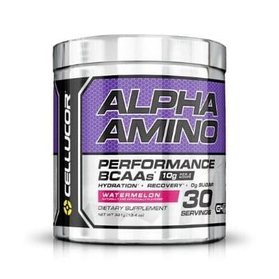Best BCAA Supplement - Cellucor Alpha Amino BCAA Review