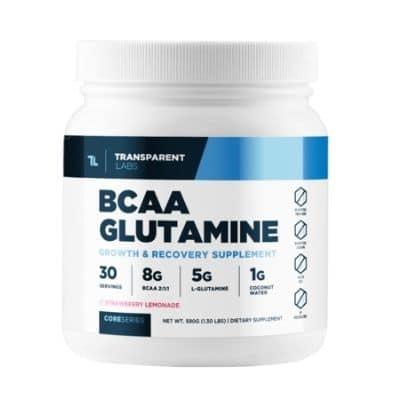 Best BCAA Supplement - Transparent Labs BCAA Glutamine Review