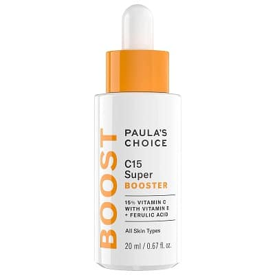 Best Vitamin C Serum - Paula's Choice C15 Super Booster Review