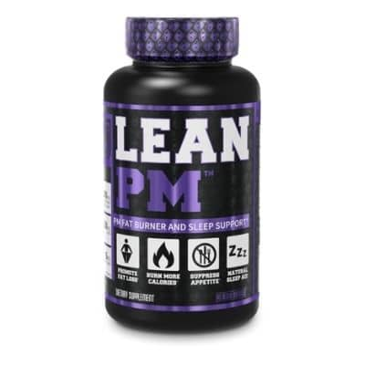 Best Fat Burner - Jacked Factory Lean PM Night Time Fat Burner & Sleep Aid Review