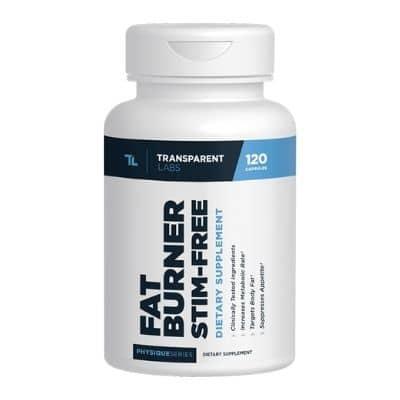 Best Fat Burner - Transparent Labs Fat Burner Stim-Free Review
