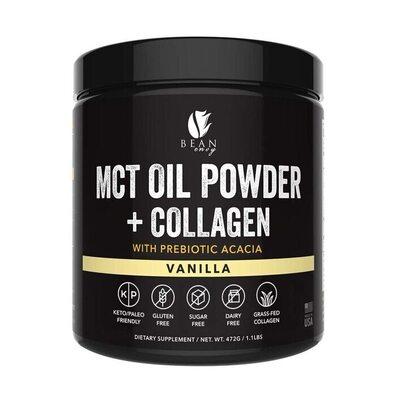 Best MCT Oil - Bean Envy MCT Oil Powder + Collagen Review