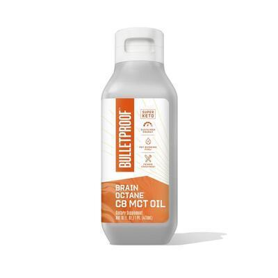 Best MCT Oil - Bulletproof Brain Octane Oil Review