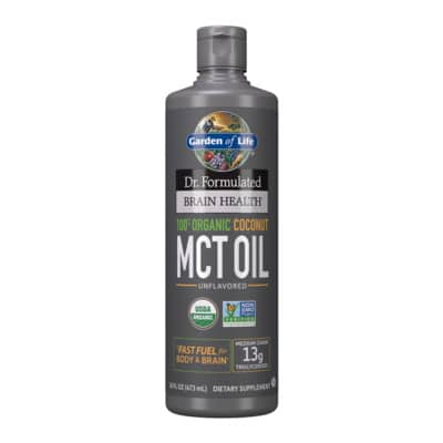 Best MCT Oil - Garden of Life MCT Oil Liquid Review