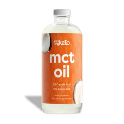 Best MCT Oil - Kiss My Keto MCT Oil Review