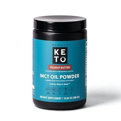 Best MCT Oil - Perfect Keto MCT Oil Powder Review