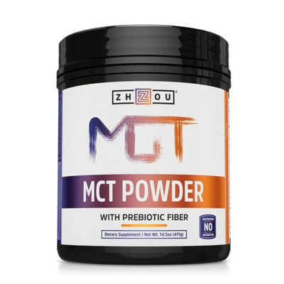 Best MCT Oil - Zhou MCT Oil Powder Review