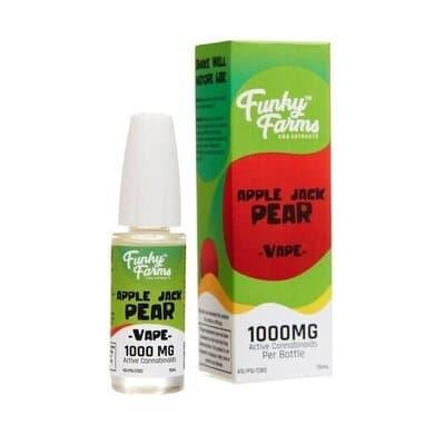 Funky Farms CBD Vape Juice