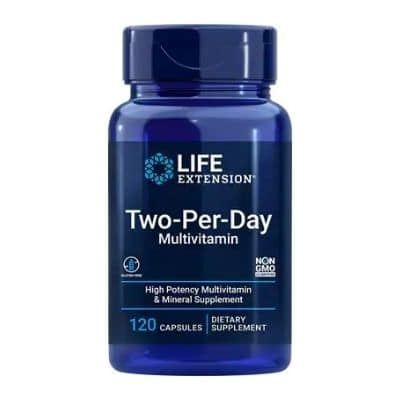 Best Multivitamin for Men - Life Extension Two-Per-Day Multivitamin Review