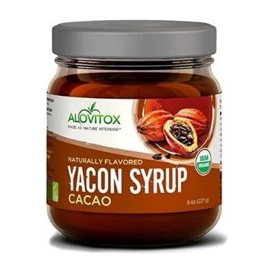 Best Sugar Substitute - Alovitox Organic Yacon Syrup Review