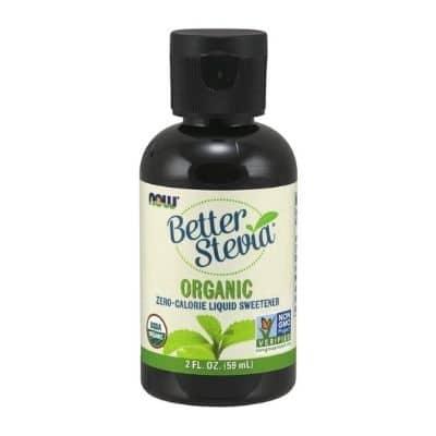 Best Sugar Substitute - NOW Foods Stevia Organic Liquid Sweetener Review