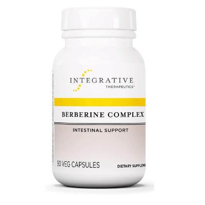 Best Berberine Supplement - Integrative Therapeutics Berberine Complex Review