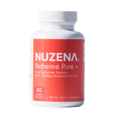 Best Berberine Supplement - Nuzena Berberine Pure + Review