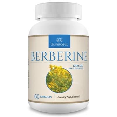 Best Berberine Supplement - Sunergetic Premium Berberine Review