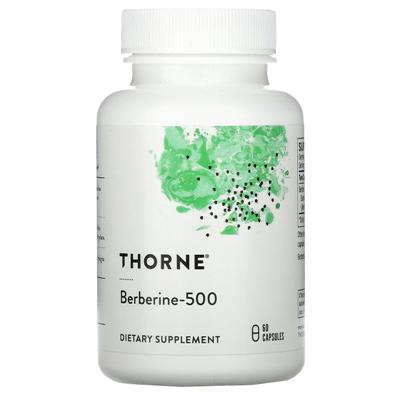 Best Berberine Supplement - Thorne Research Berberine 500 Review