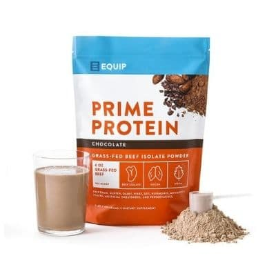 Best Paleo Protein Powder - Equip Foods Prime Protein Review